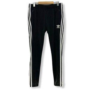 Adidas Superstar Track Pant Black Medium NWT